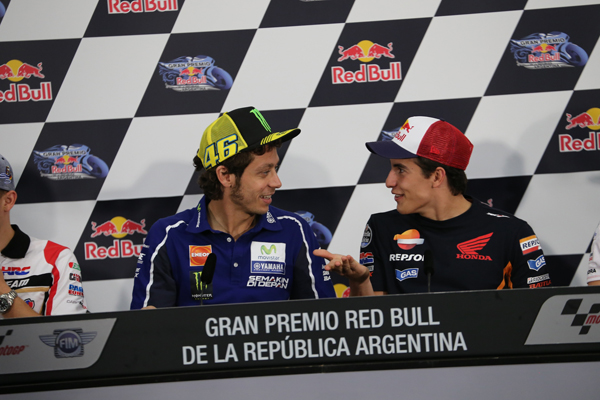 Argentina 2014 Rossi Marquez