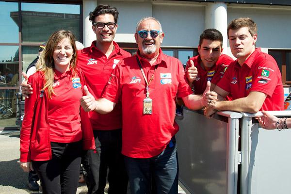 Le Mans  Moto2 Qualifying Clasificación 2014
