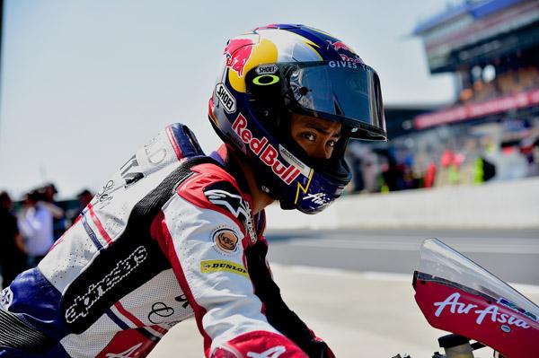 Le Mans  Moto3 Qualifying Clasificación 2014
