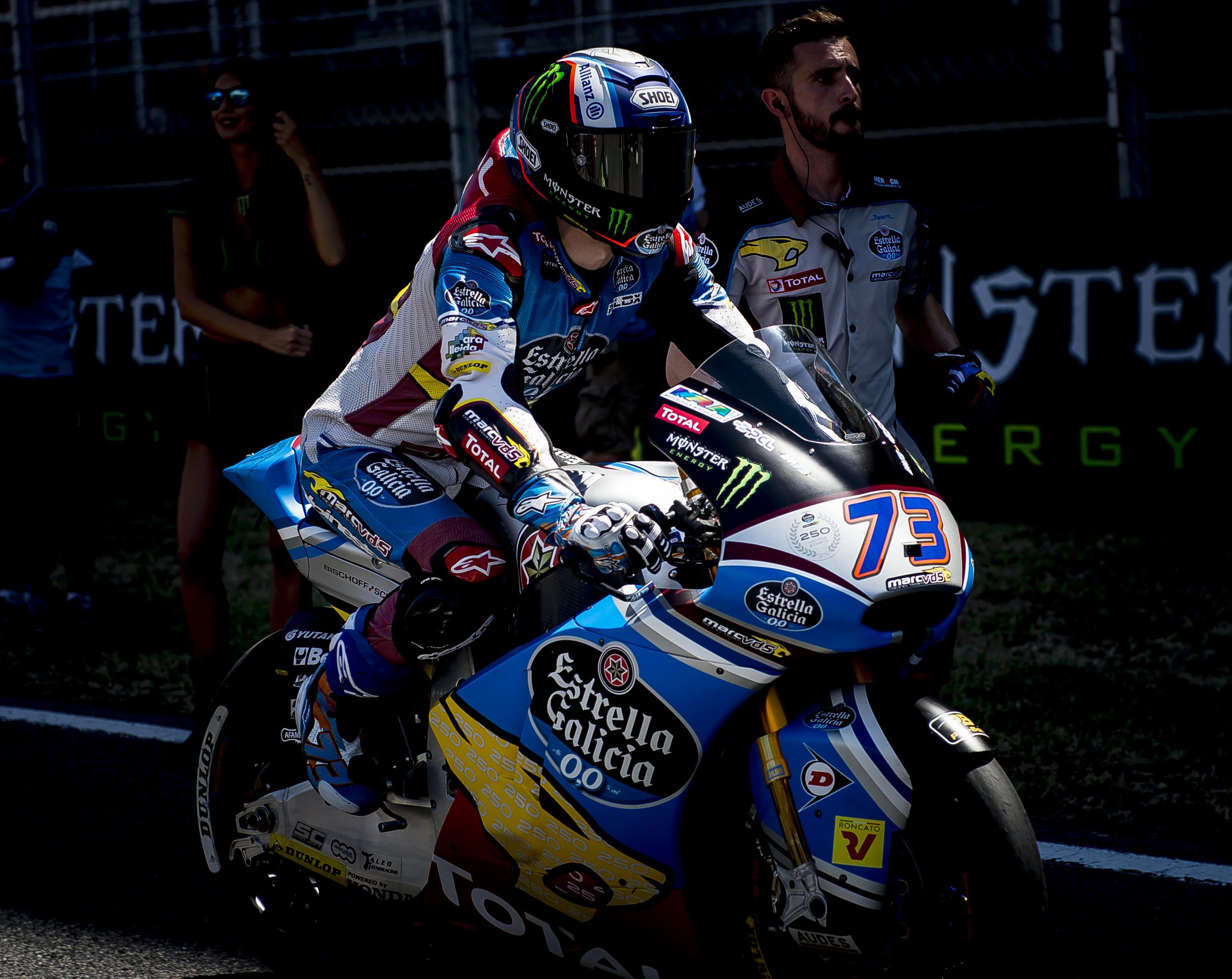 Moto2: Alex Márquez gana el Gran Premio de casa