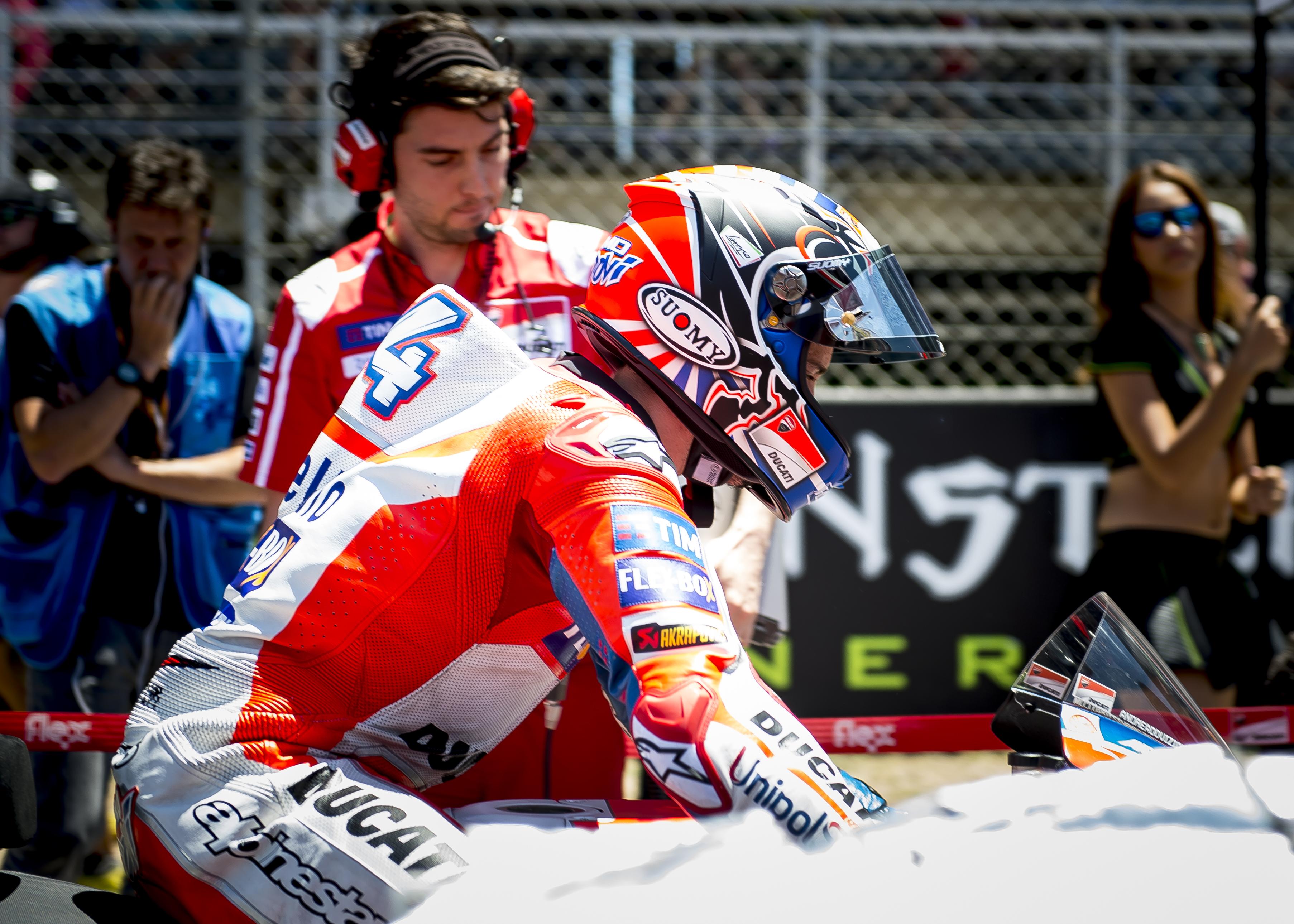 Segunda victoria consecutiva para Ducati con Dovizioso