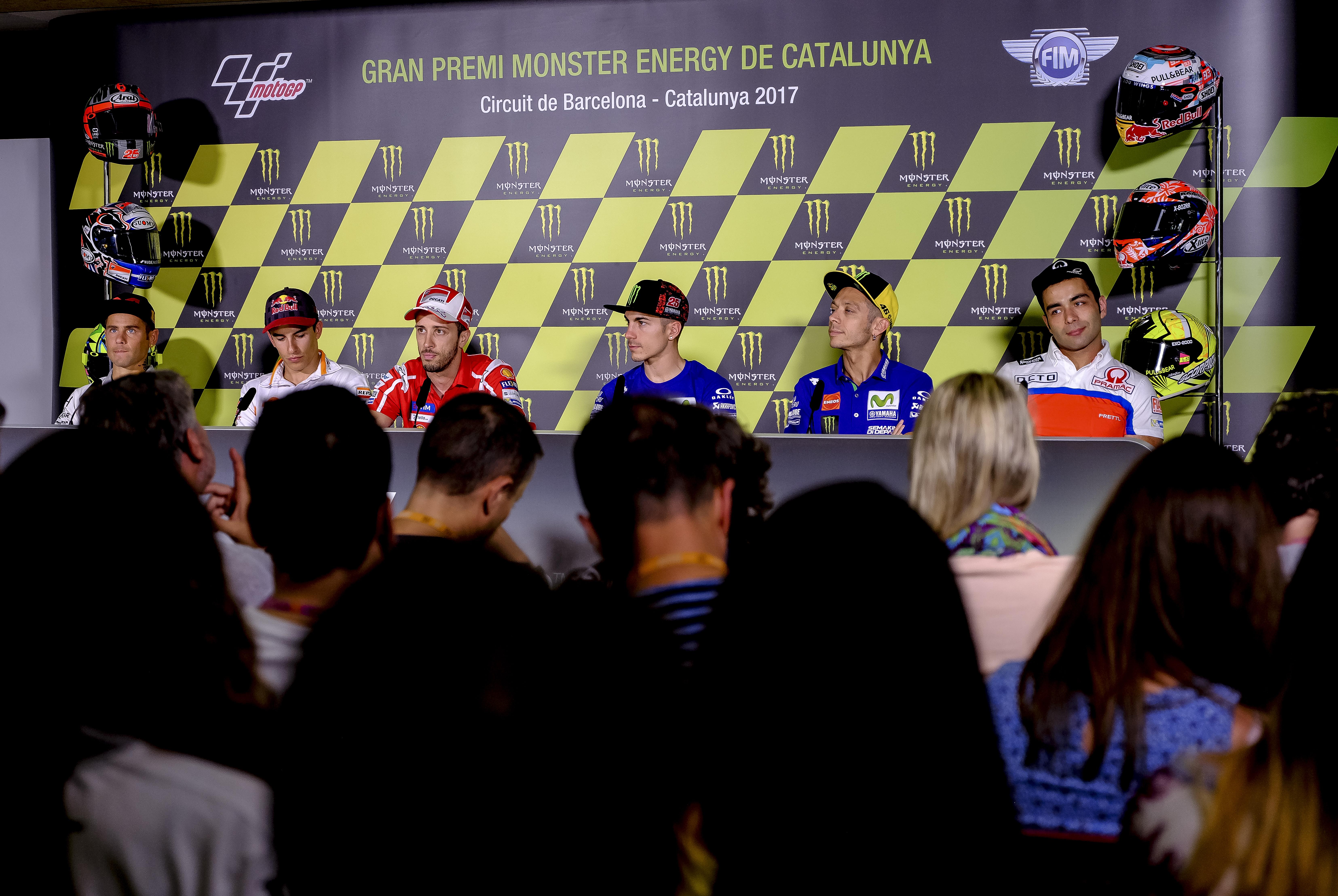 Arranca el Gran Premio Monster Energy de Catalunya