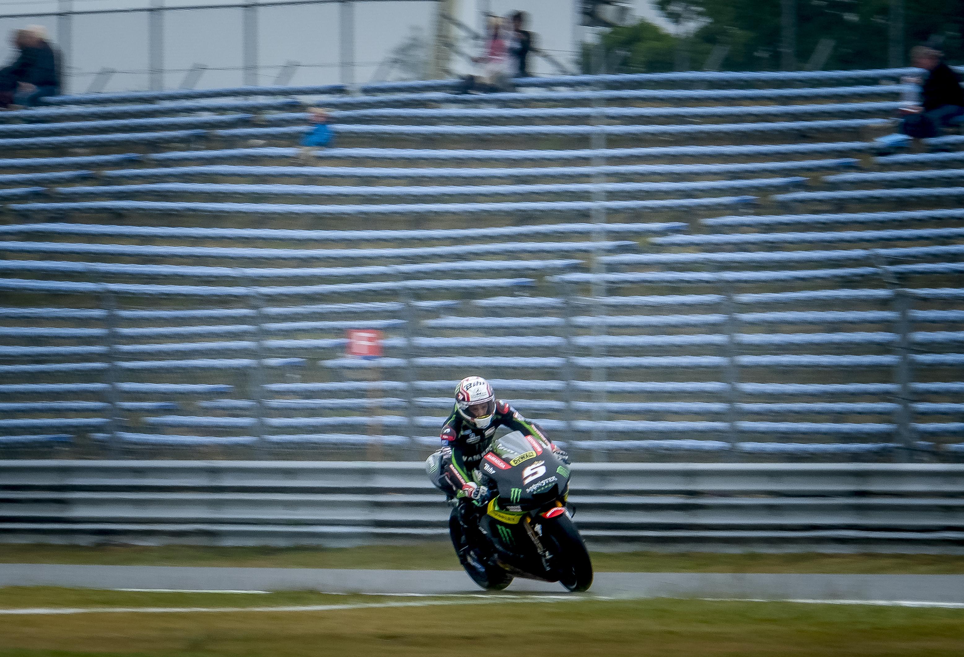 Sensacional Zarco, consigue su primera pole en MotoGP