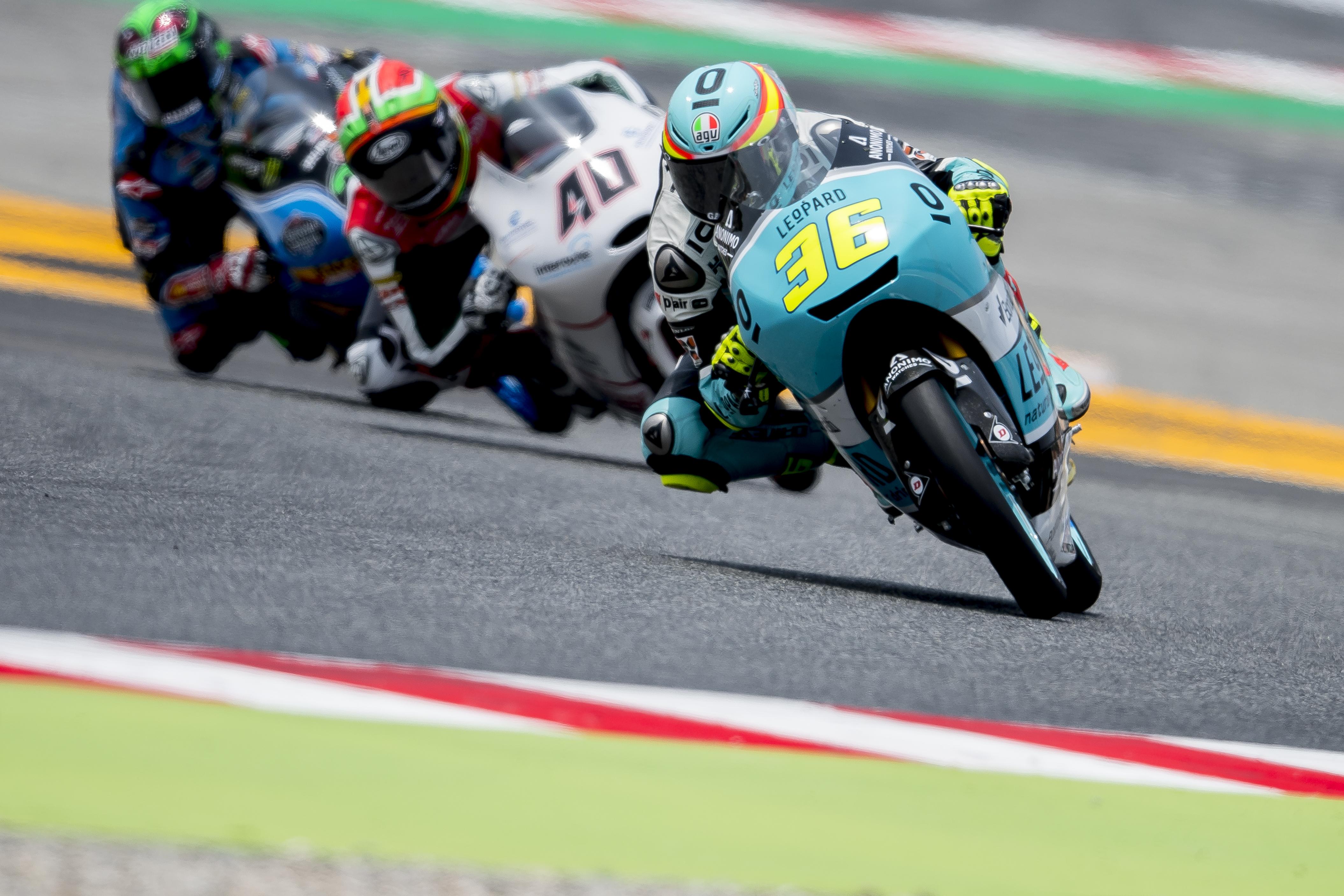 Moto3: Joan Mir vuelve a ganar y se hace más líder del mundial