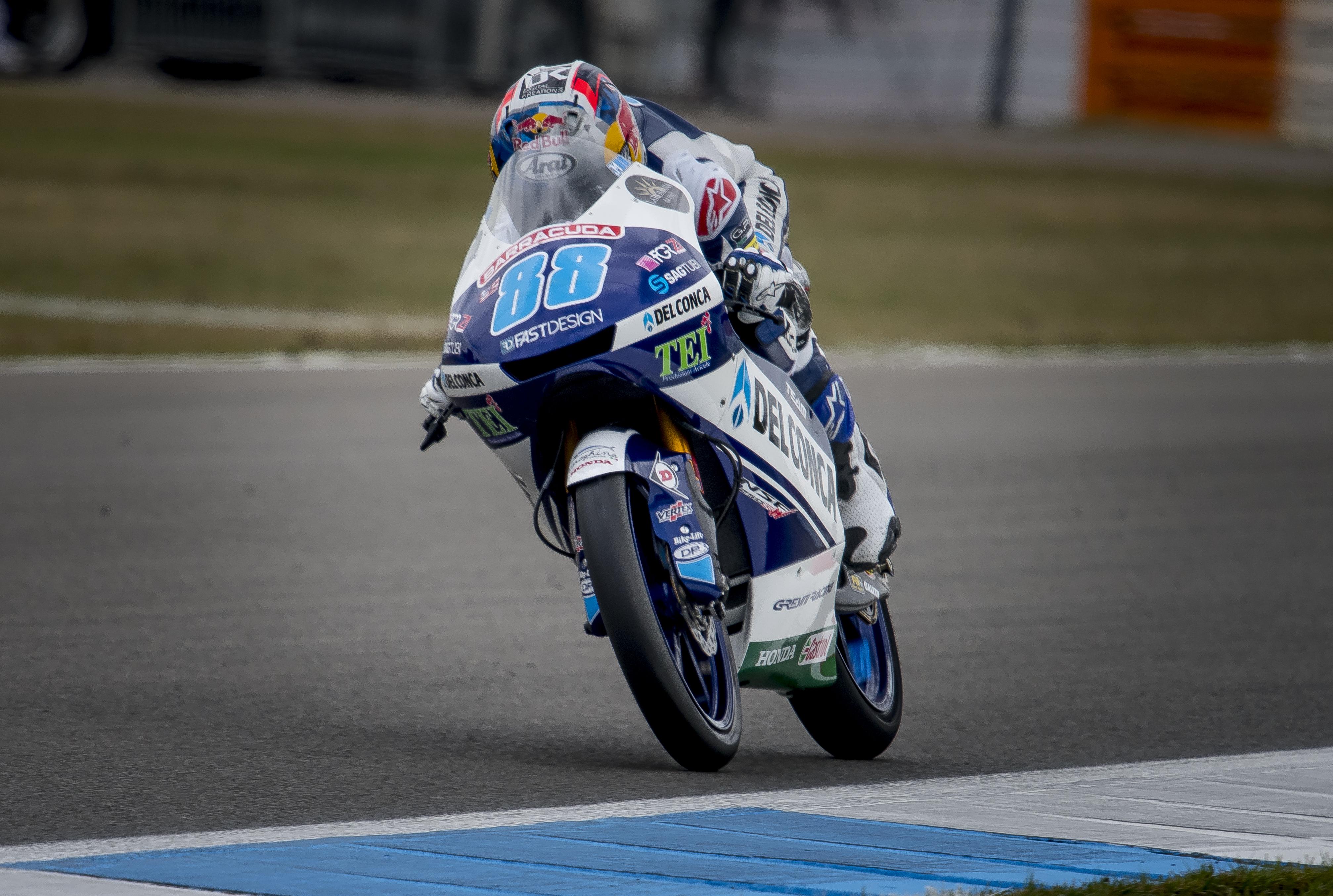 Moto3: Jorge Martín firma su quinta pole del año