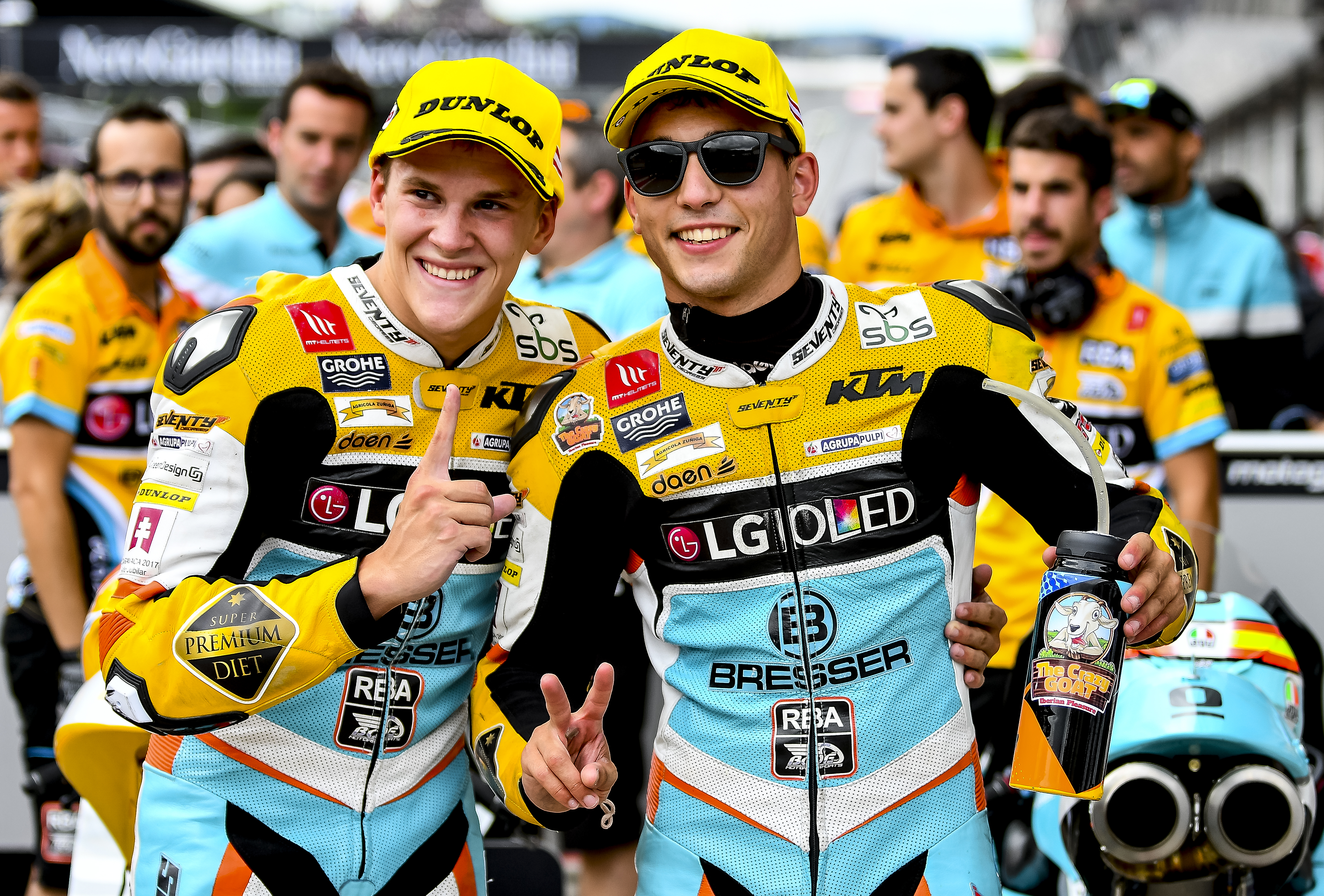 Moto3: Segunda 'pole' consecutiva de Gabri Rodrigo