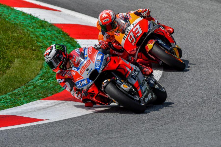 Resumen2018: El podio de MotoGP