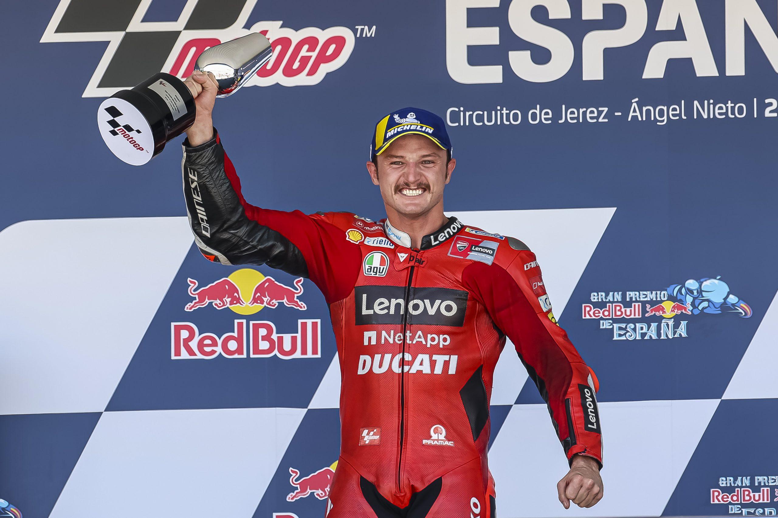 El Gran Premio de Jerez 2021 contado en imágenes